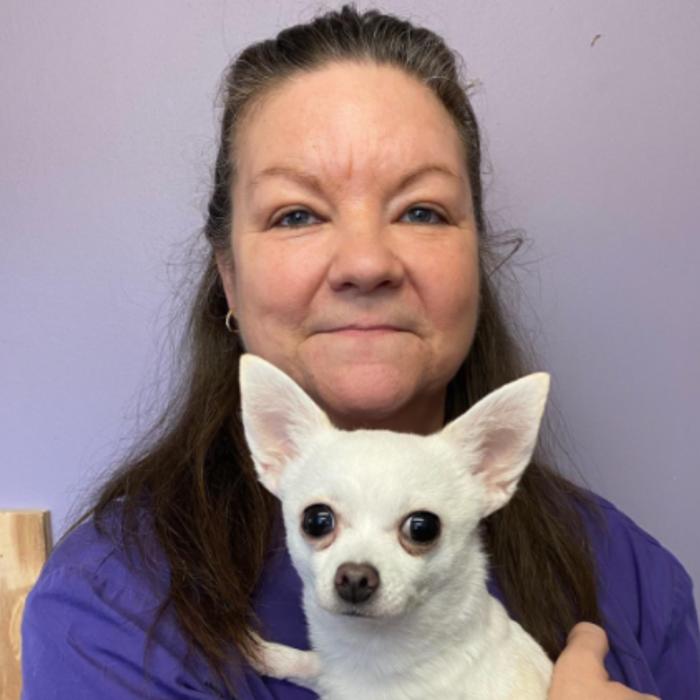 Margo Cuppett </br>Veterinary Technician Assistant photo