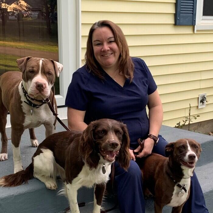 Shelby O'Donnell</br> Veterinary Technician photo